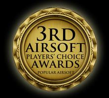3rd AIRSOFT PLAYERS' CHOICE AWARDS