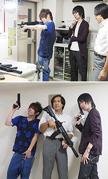 青春×機関銃 Webラジオ