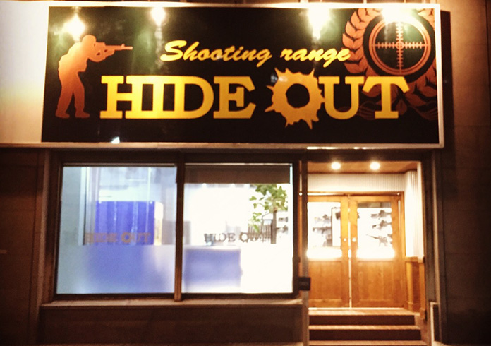 HIDE OUT