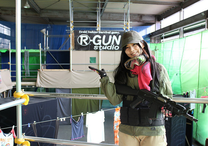 R-GUNstudio