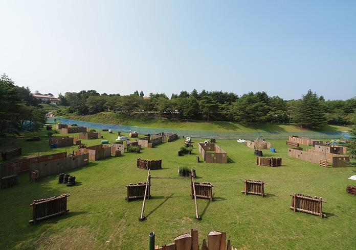Turf Battle Field(TBF)