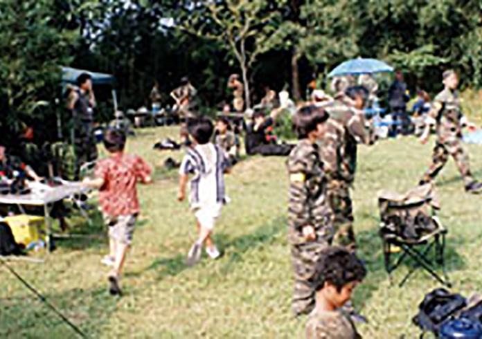 オートキャンプ・フルーツ村(グリーンフィールド)