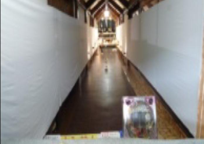 STAGE.1室内フィールド
