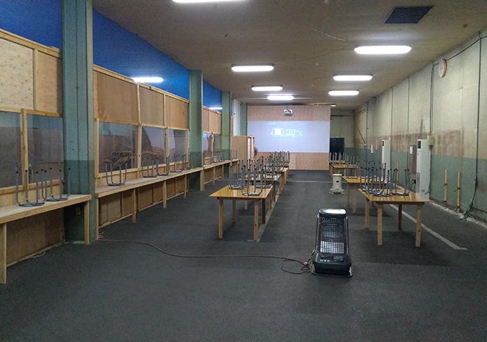 WALL.タクティカルトレーニングセンター