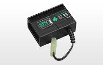 マイクロバッテリーEX用放電器アダプター