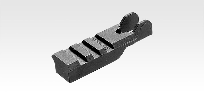 M93R用アンダーマウントレイル