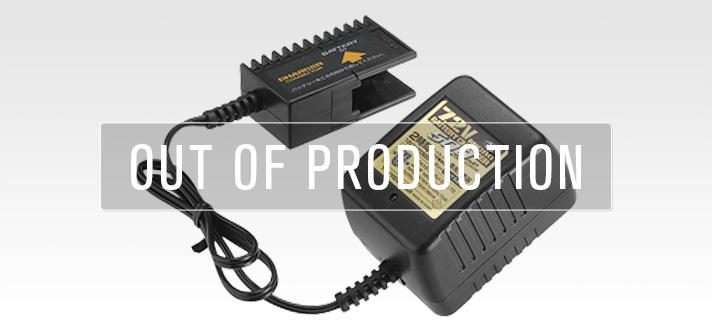 7.2V マイクロ500バッテリー用充電器