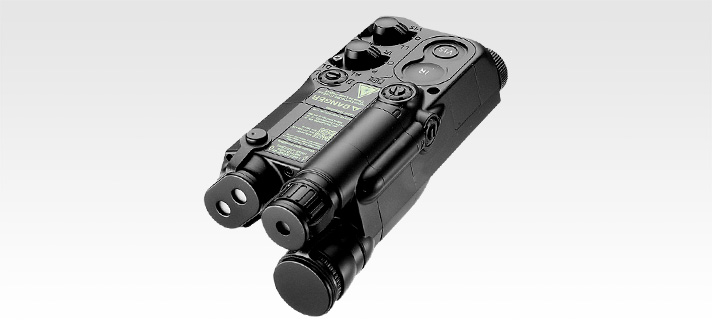 AN/PEQ-16バッテリーケース ブラック