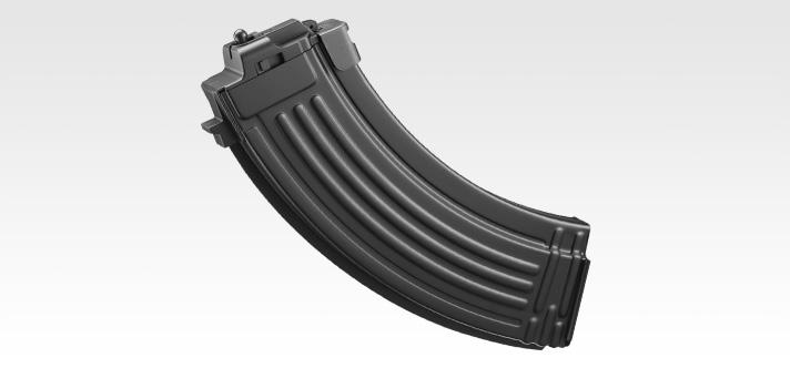 次世代電動ガン AK47シリーズ共通90連マガジン