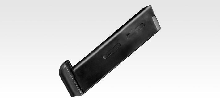 センチメーターマスター用スペアマガジン(ブラック)