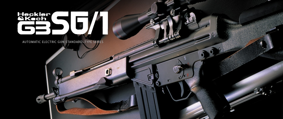 H&K G3 SG/1