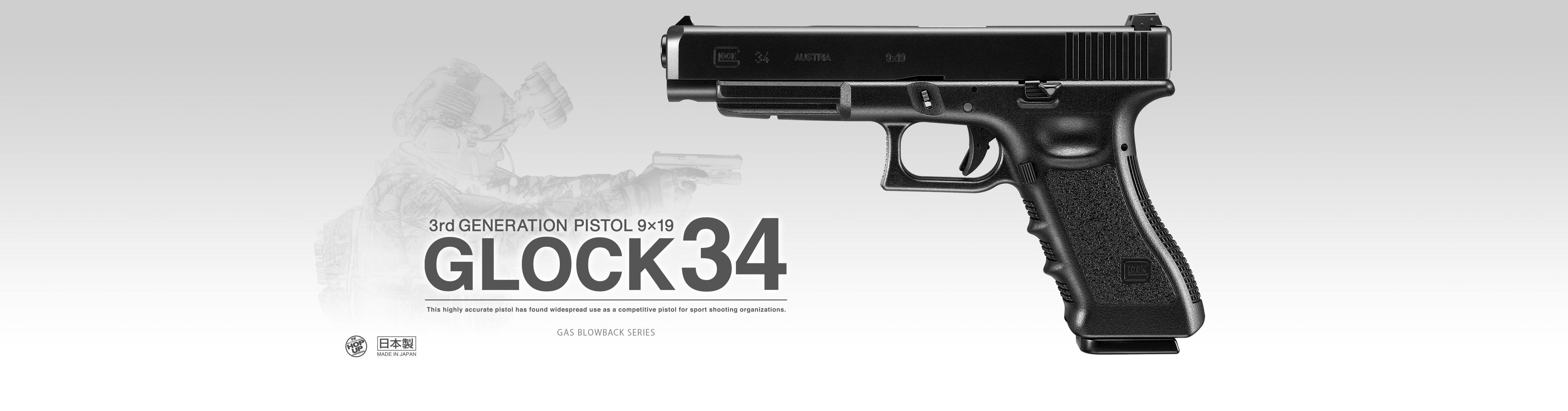 グロック34