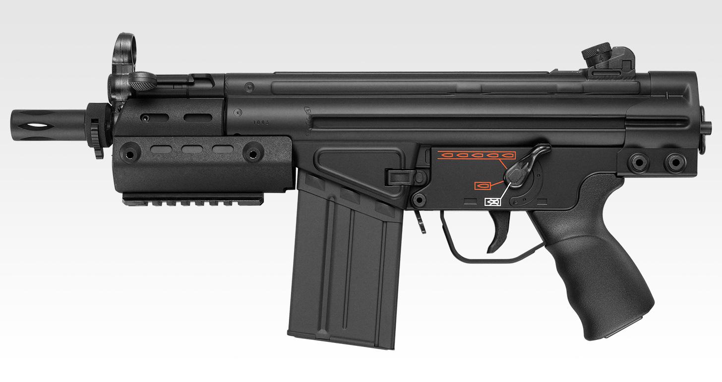 H&K G3 SAS