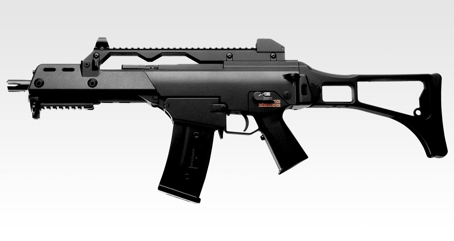 H&K G36C