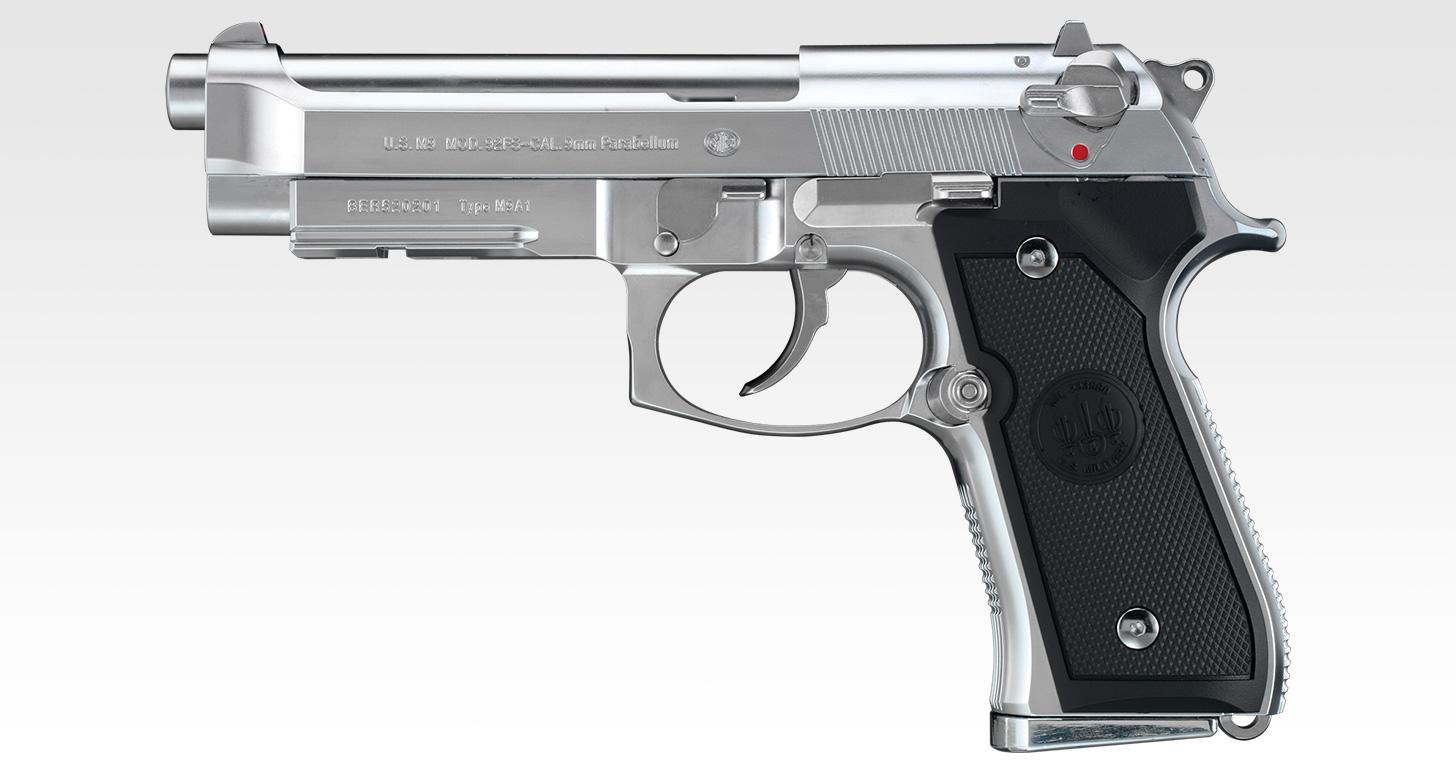 M9A1 ステンレスモデル
