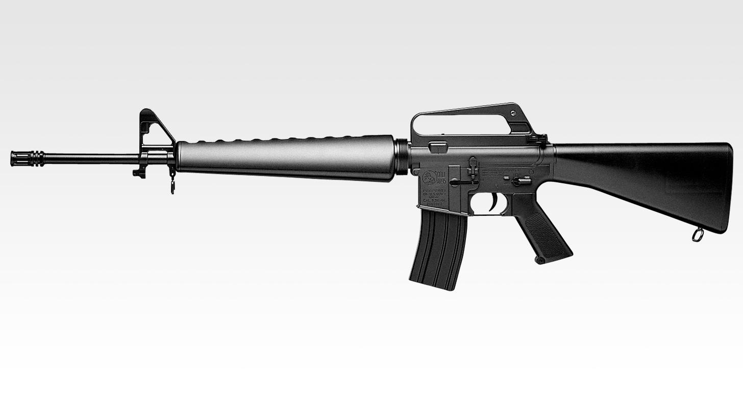 コルト M16A1