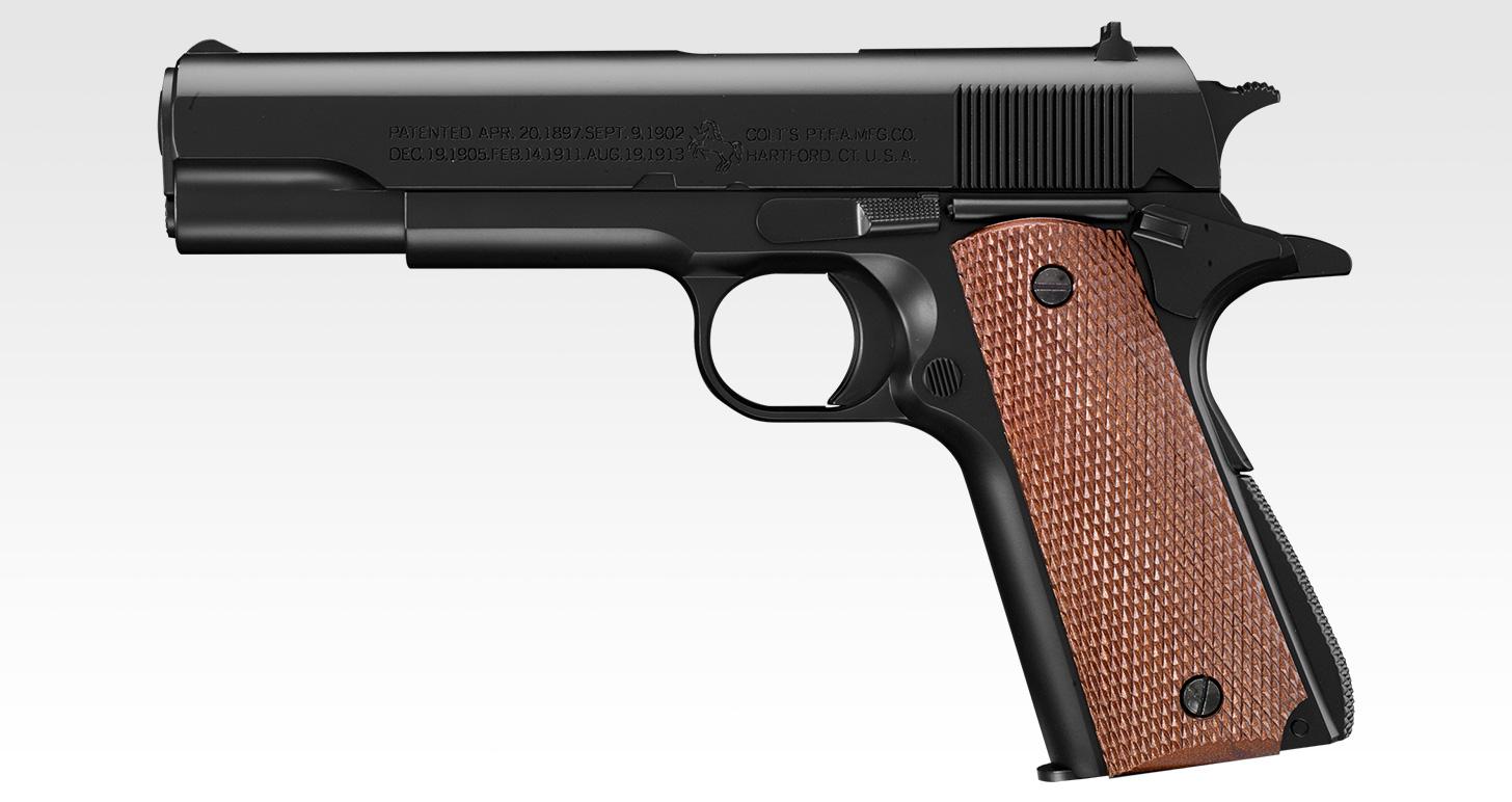 コルト M1911A1ガバメント【ハイグレード/ホップアップ】
