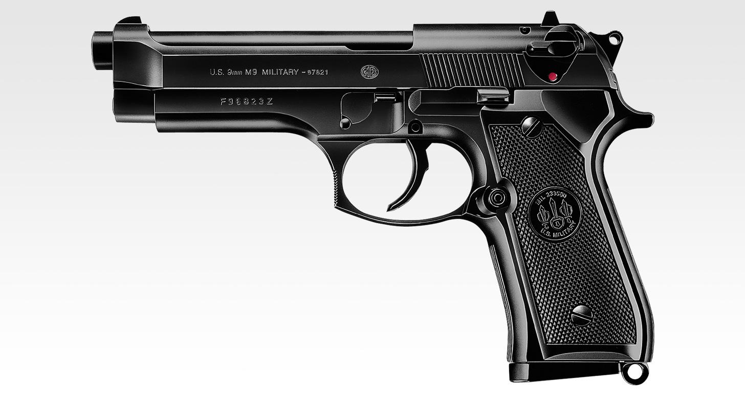M92F ミリタリーモデル【ハイグレード/ホップアップ】