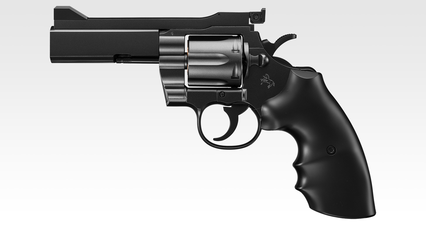 パイソンPPCカスタム 4インチ ブラックモデル