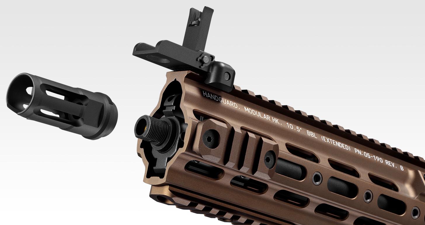HK416 デルタカスタム