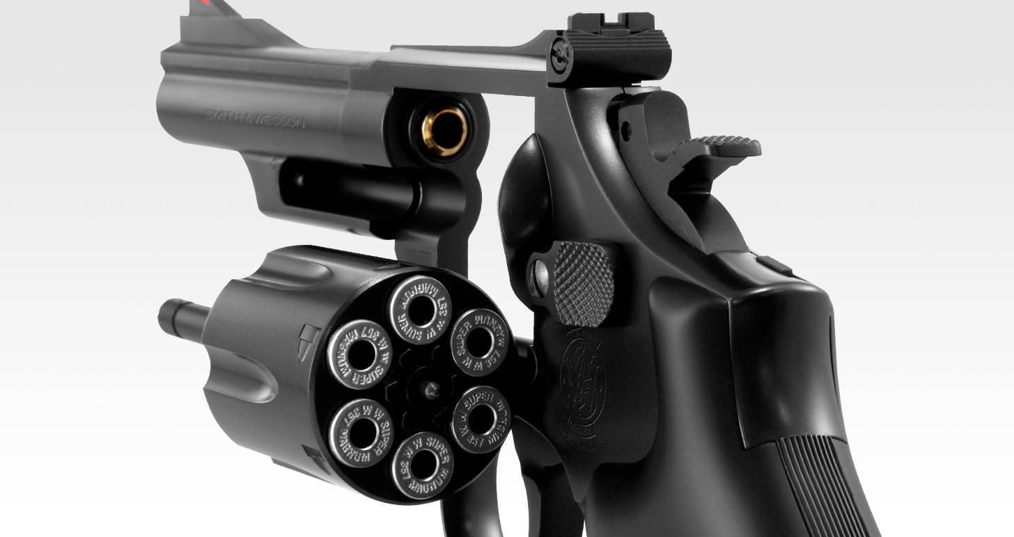 スミス&ウェッソン M19 4インチ