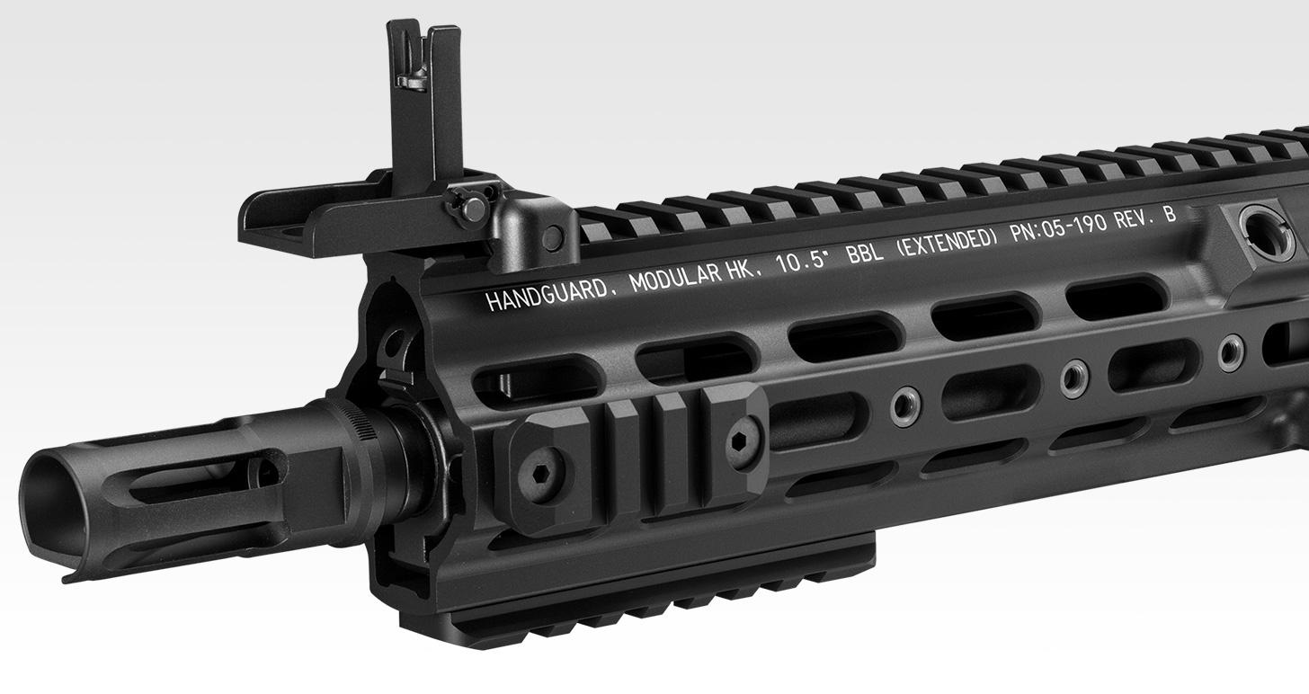 HK416 デルタカスタム ブラック