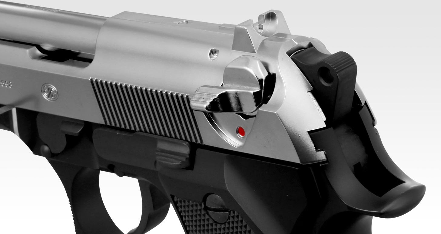 M92F スライドシルバー