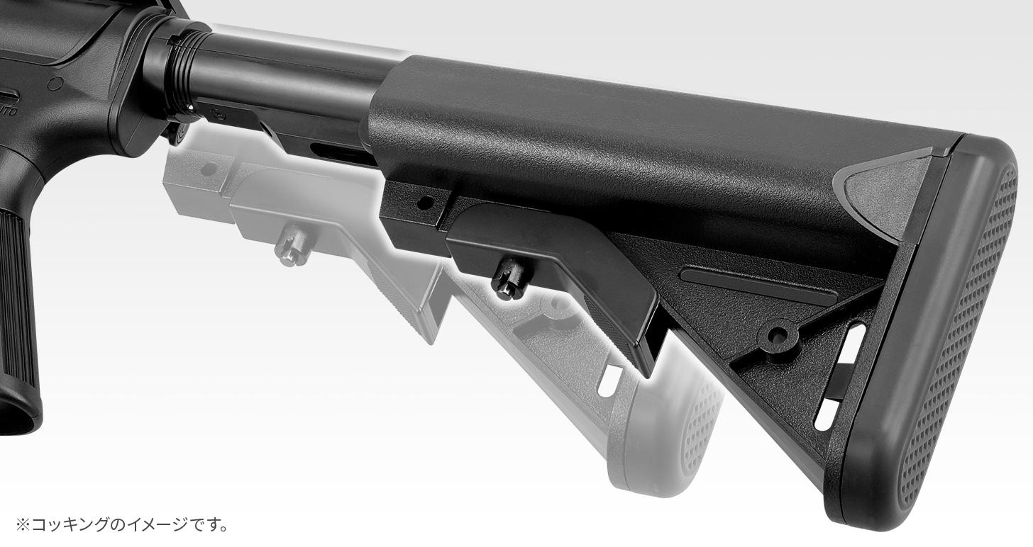 M4 CQB ブラック  / タンカラーモデル