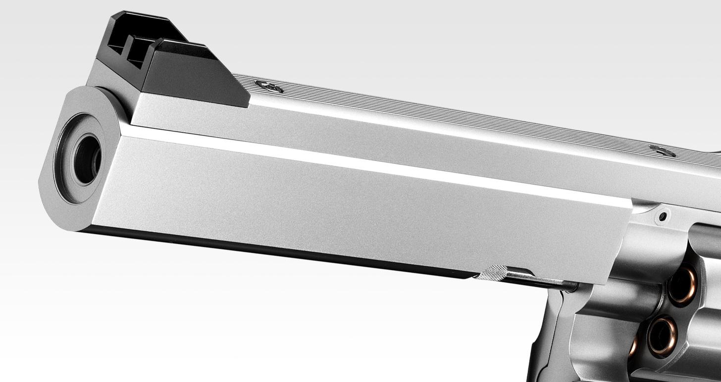 パイソンPPCカスタム 6インチ ステンレスモデル