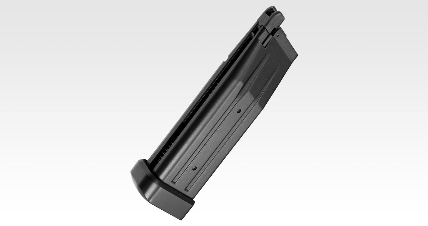 ハイキャパ5.1R ブラックモデル  / シルバースライド