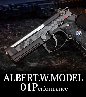 ALBERT.W.MODEL 01 Performance Model